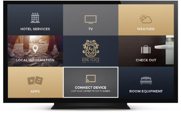 IP TV & Digital Signage - Infocomm
