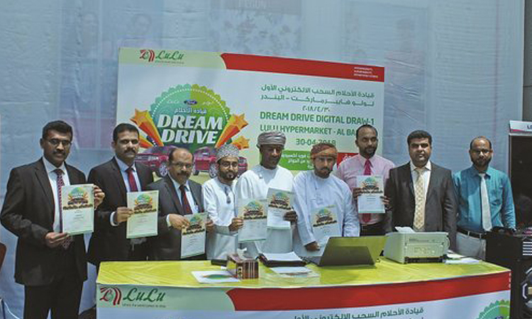 Lulu Hypermarket announces its first set of Dream Drive 2018 winners